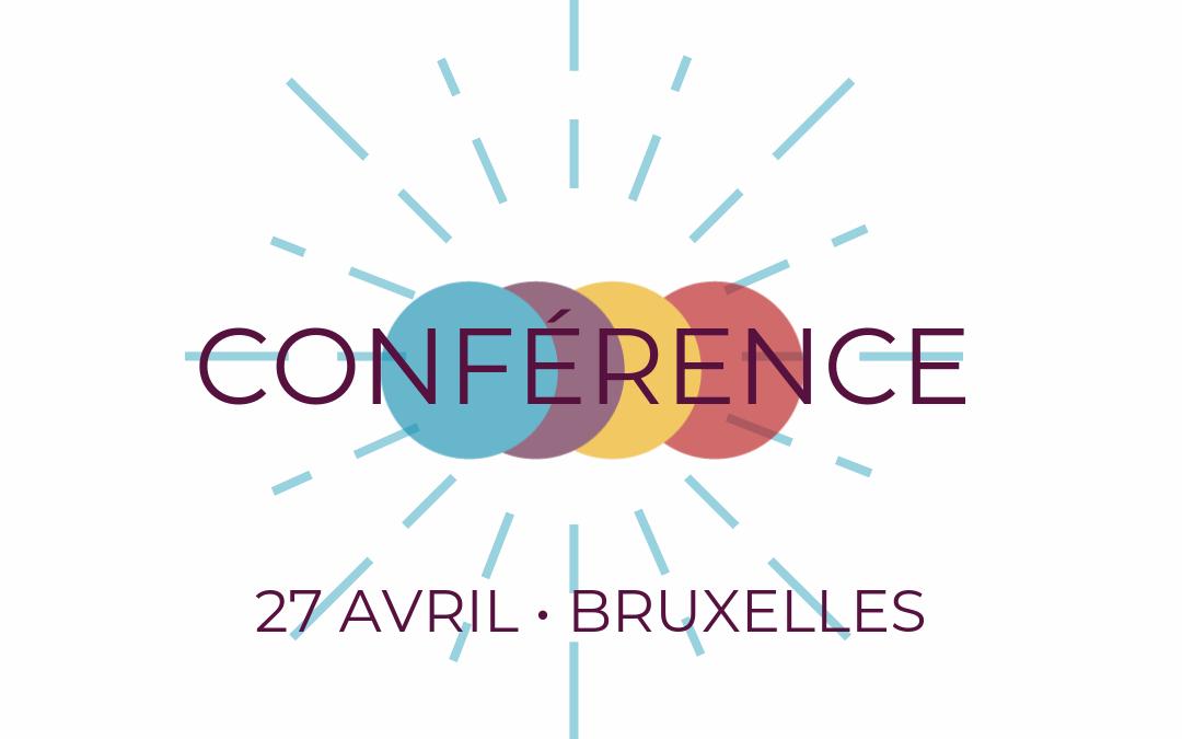 Conférence Trier, S'Alléger, Renaître – Bruxelles