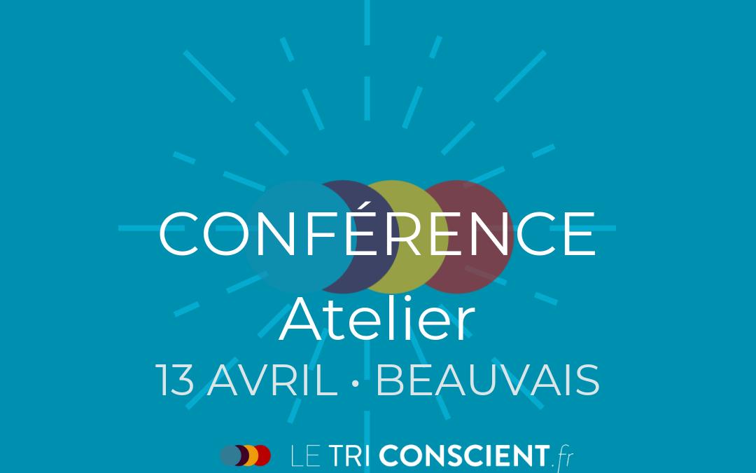 Conférence Ranger votre printemps autrement – Beauvais