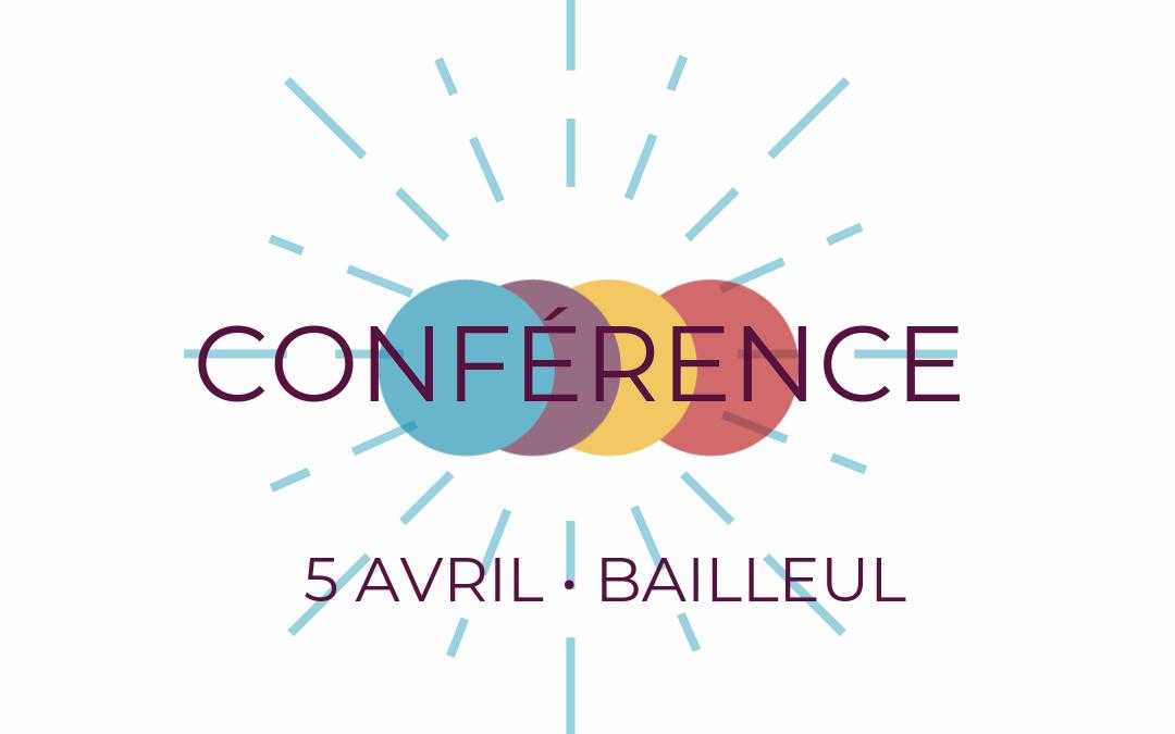 Conférence Trier, S'Alléger, Renaître – Bailleul