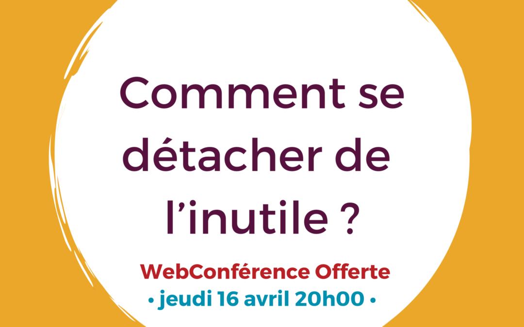Web Conférence offerte